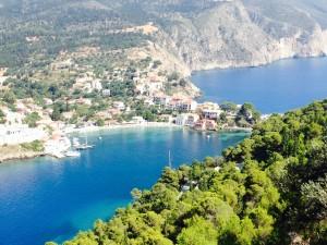 Assos, ein beliebter Ferienort
